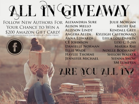 all in giveaway